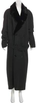 Aquascutum London Wool Long Coat