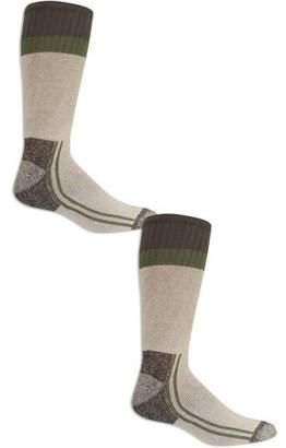 Fruit of the Loom Mens Work Gear Pro Boot Socks 2 Pack