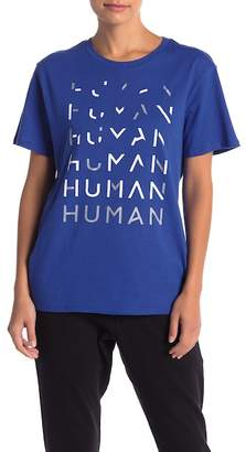 THE PHLUID PROJECT Human Graphic Tee
