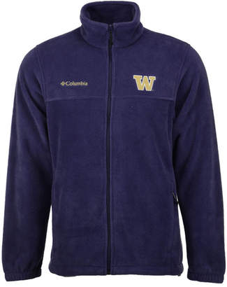 Columbia Men's Washington Huskies Flanker Full-Zip Jacket