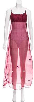 Tocca Sleeveless Maxi Dress w/ Tags