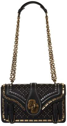 Bottega Veneta Leather Catena City Knot Bag