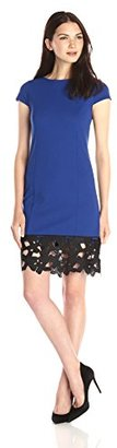 Kensie Women's Ponte Dress $28.73 thestylecure.com