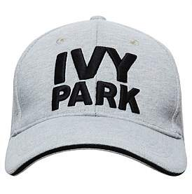 Ivy Park Stacked Logo Baseball Cap