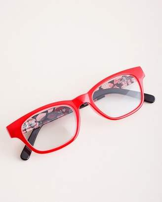 Chico's Chicos Red Reading Glasses