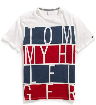 Tommy Hilfiger Colorblock Signature Tee
