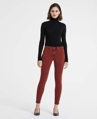 AG Jeans The Leatherette Legging Ankle