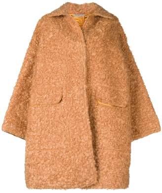 Bottega Veneta cocoon coat