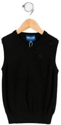 Andy & Evan Boys' Sweater Vest w/ Tags
