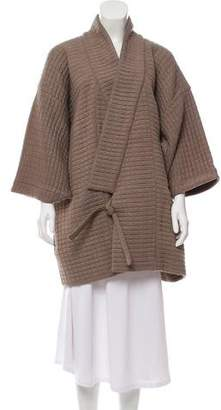 J.W.Anderson Quilted Kimono Coat w/ Tags