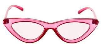 Le Specs Adam Selman x The Last Lolita Cat-Eye Sunglasses w/ Tags