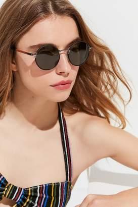 Shwood Hawthorne Round Sunglasses