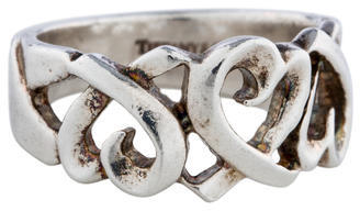 Tiffany & Co. Heart Ring $75 thestylecure.com