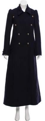 Chloé Longline Wool Coat w/ Tags