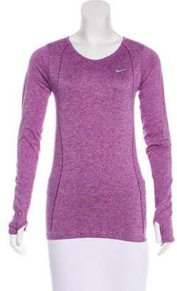 Nike Stretch Mélange Top