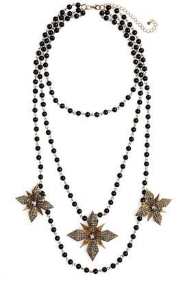 Cara Celestial Layered Necklace