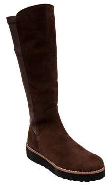 Andre Assous Taina Suede Mid-Calf Boots