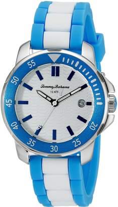 Tommy Bahama Relax Women's 10018391 Laguna (Sea) Analog Display Japanese Quartz Blue Watch