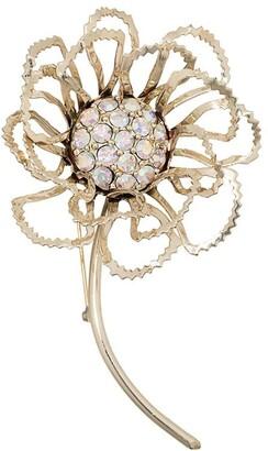 Susan Caplan Vintage 1960's Sarah Coventry Flower brooch