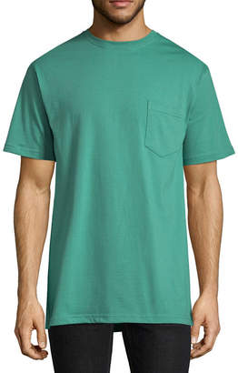 STAFFORD Stafford Performance Pocket T-Shirt with Wicking