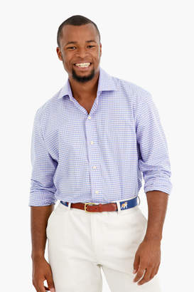 Gents Ledbury Prestwick Gingham Dress Shirt