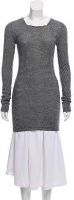 Rick Owens Patterned Knit Top