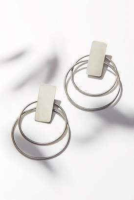 Sibilia Coasta Double Hoop Earrings