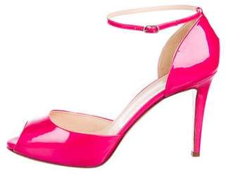 Christian Louboutin Claudia Patent Leather Pumps