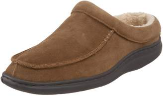 L.B. Evans Men's Edmonton Moc-Toe Slipper