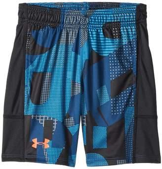 Under Armour Kids Alpha Stunt Shorts Boy's Shorts
