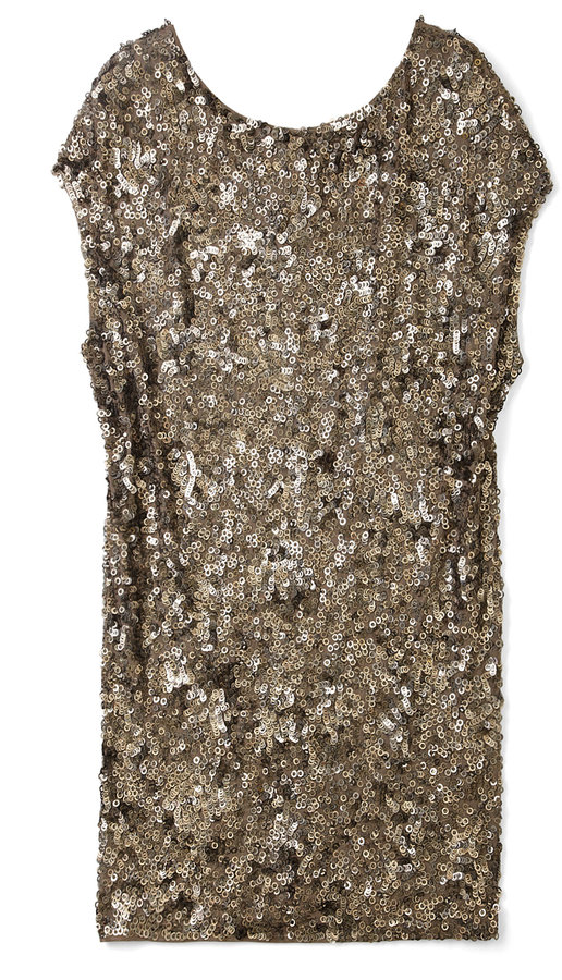 Vince Ring Sequin Tunic