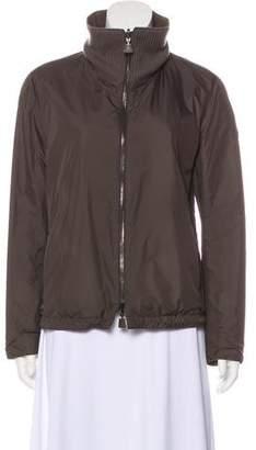 Akris Reversible Leather Jacket