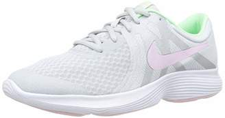 quality design 1bf80 9179d Nike Boys Revolution 4 (Gs) Running Shoes, Multicolour (Pure Pink Foam