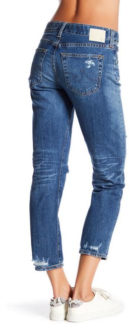 AG JeansAG Ex-Boyfriend Crop Slim Jean