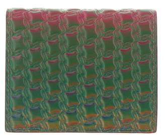 Christian Louboutin Iridescent Leather Wallet