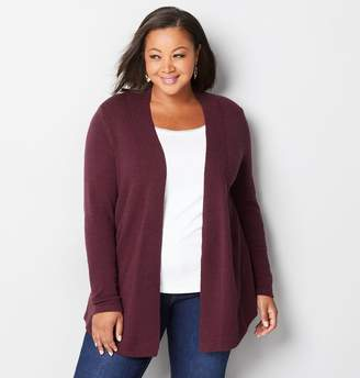 Avenue Open Cardigan