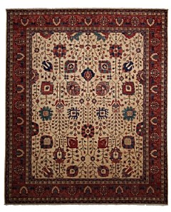 Oushak Collection Oriental Rug, 8'4 x 9'10
