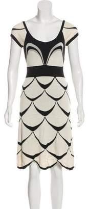 Temperley London Silk Midi Dress