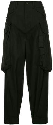 Julius cargo trousers