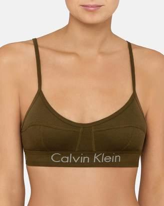 Calvin Klein Body Thin Strap Unlined Bralette
