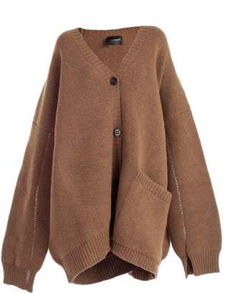 Semi-Couture Semicouture Erika Cavallini Oversized Knit Cardigan