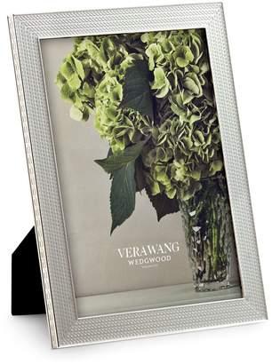 Wedgwood Vera Wang Silver Photo Frame