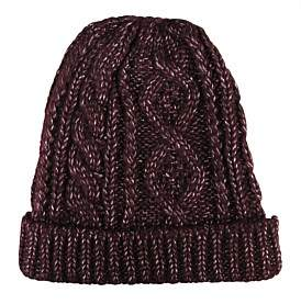 Morgan & Taylor Cable Knit Beanie