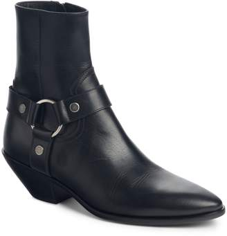 Saint Laurent Western Bootie