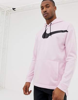 Nike Training Project X Therma Hoodie In Pink AJ9263-663