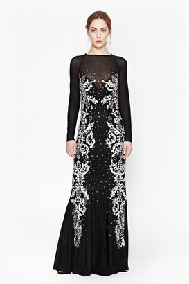 French Connection Sequin Maxi Dress