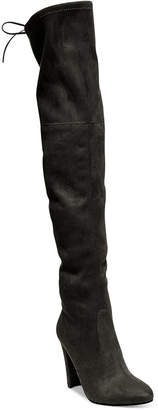 Steve Madden Women's Gorgeous Over-The-Knee Boots $149 thestylecure.com