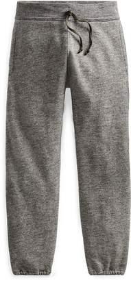 Ralph Lauren Cotton-Blend-Fleece Sweatpant