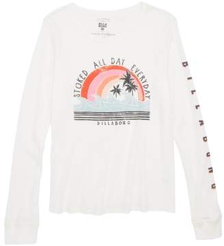 Billabong Stoked All Day Graphic Tee