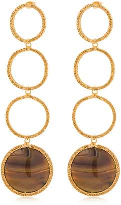 Rosantica Scarabeo Earrings